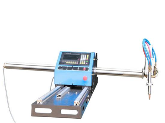 دستگاه برش لوله پلاسما قابل حمل برای لوله های فلزی و لوله