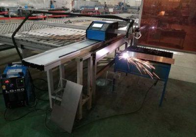 تامین فلز cnc روتر / فلز ورق پلاستیک cnc مشخصات لوله برش دستگاه
