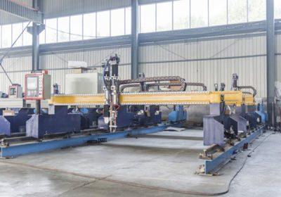 چین Jiaxin 1300 * 2500mm منطقه woking پلاسما برش برای برش فلز پلاسما ویژه سیستم کنترل پانل LCD پانل