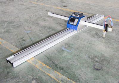 دستگاه برش پلاسما CNC برای ورق ضد زنگ / فولاد / کابینت