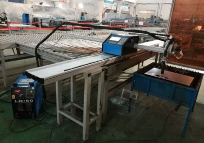 CNC پلاسما و شعله برش دستگاه قابل حمل برش برای فروش