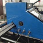 قابل حمل cnc 43A قدرت پلاسما برش دستگاه START نام تجاری پانل کنترل پانل سیستم کنترل پلاسما برش فلز قیمت ماشین