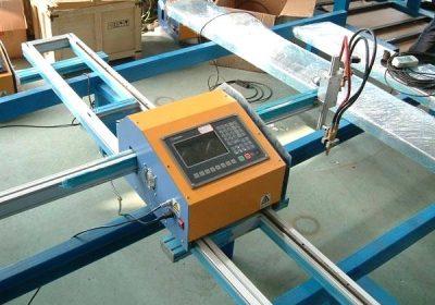 دستگاه برش جدول شعله حرفه ای حرفه ای با قیمت کارخانه