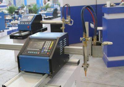 هر دو دستگاه برش و تراش CNC برش فلزی و فلزی با هر دو برش پلاسما و مشعل برش اکسیژن