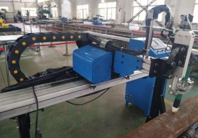 لوله برش CNC دستگاه پلاسما برای آهن فولاد ضد زنگ فولاد ضد زنگ