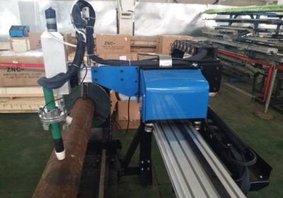CNC پلاسما فولاد ضد زنگ دستگاه برش لوله