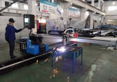 CNC قابل حمل پلاسما شعله لوله برش دستگاه از چین با قیمت کارخانه