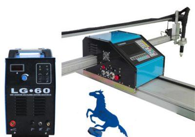 CNC دستگاه برش لوله فولادی ضد زنگ دستگاه برش پلاسما