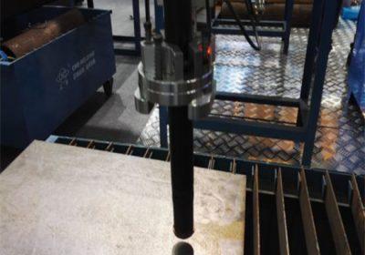 ماشین آلات برش فلز قابل حمل cnc دستگاه برش پلاسما