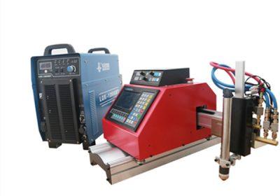 فولاد فلزی جدید خودکار جدول cnc پلاسما و دستگاه برش شعله