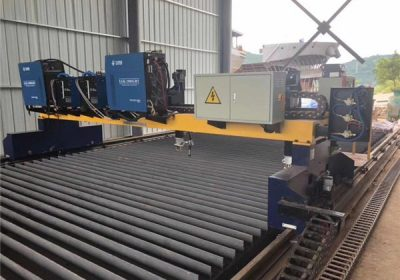 CE تایید با کیفیت بالا چینی 1530 CNC دستگاه برش پلاسما برای فولاد فلزی